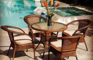 ویژگی های میز و صندلی حصیری ناهارخوری
