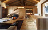 مدرنترین نمونههای خانه چوبی ویلایی