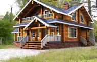 شیوههای رایج در طراحی خانه چوبی