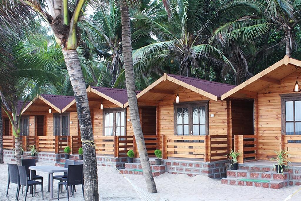 خانه های چوبی سنتی ییلاقی