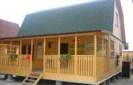 بررسی عملکرد لرزهای خانه چوبی ویلایی