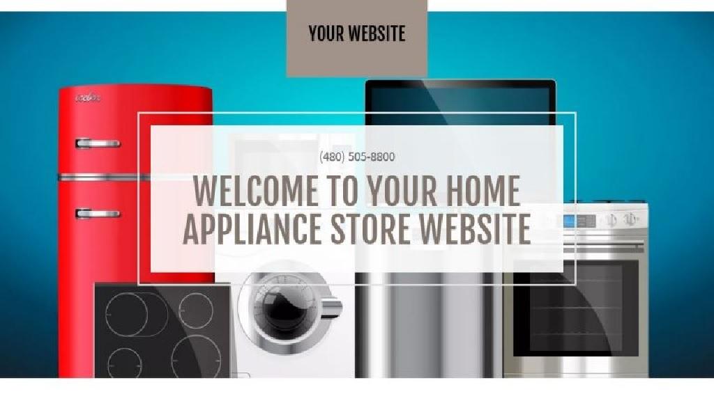 طراحی سایت لوازم خانگی