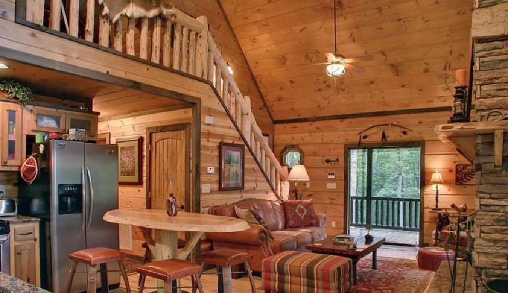 انواع خانه های چوبی شیک