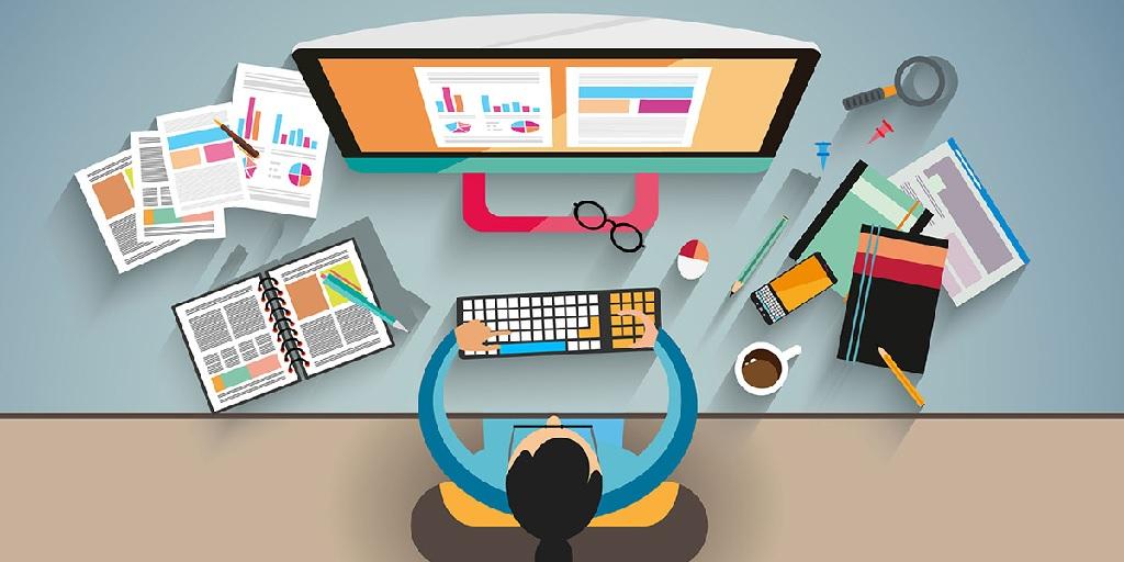 طراحی وبسایت با قالب آماده