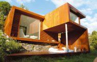خانه های چوبی ضد زلزله و زمین لرزه