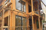 سبکهای رایج در طراحی خانه چوبی