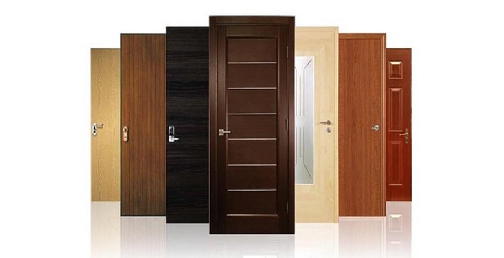 انواع درهای چوبی