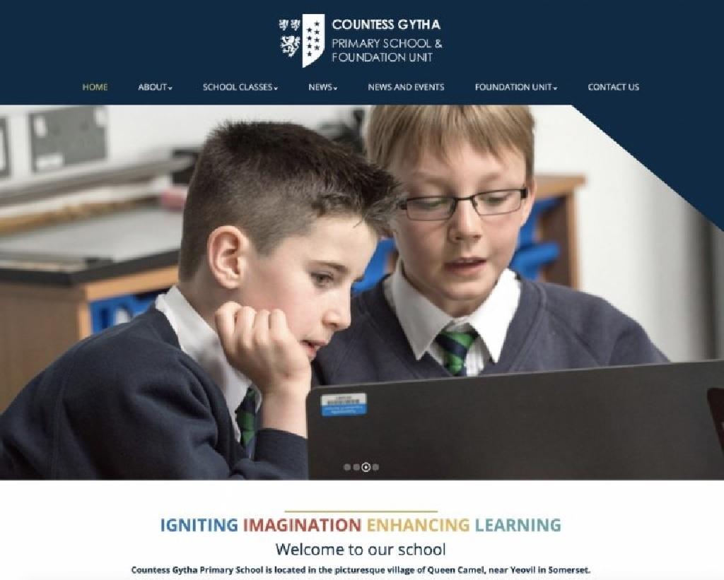 طراحی سایت مدرسه یا مدارس