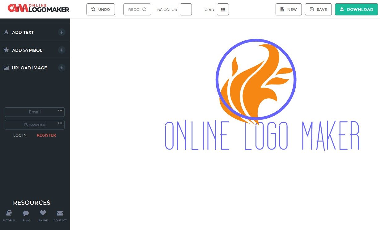 همه چیز در باره طراحی لوگو آنلاین
