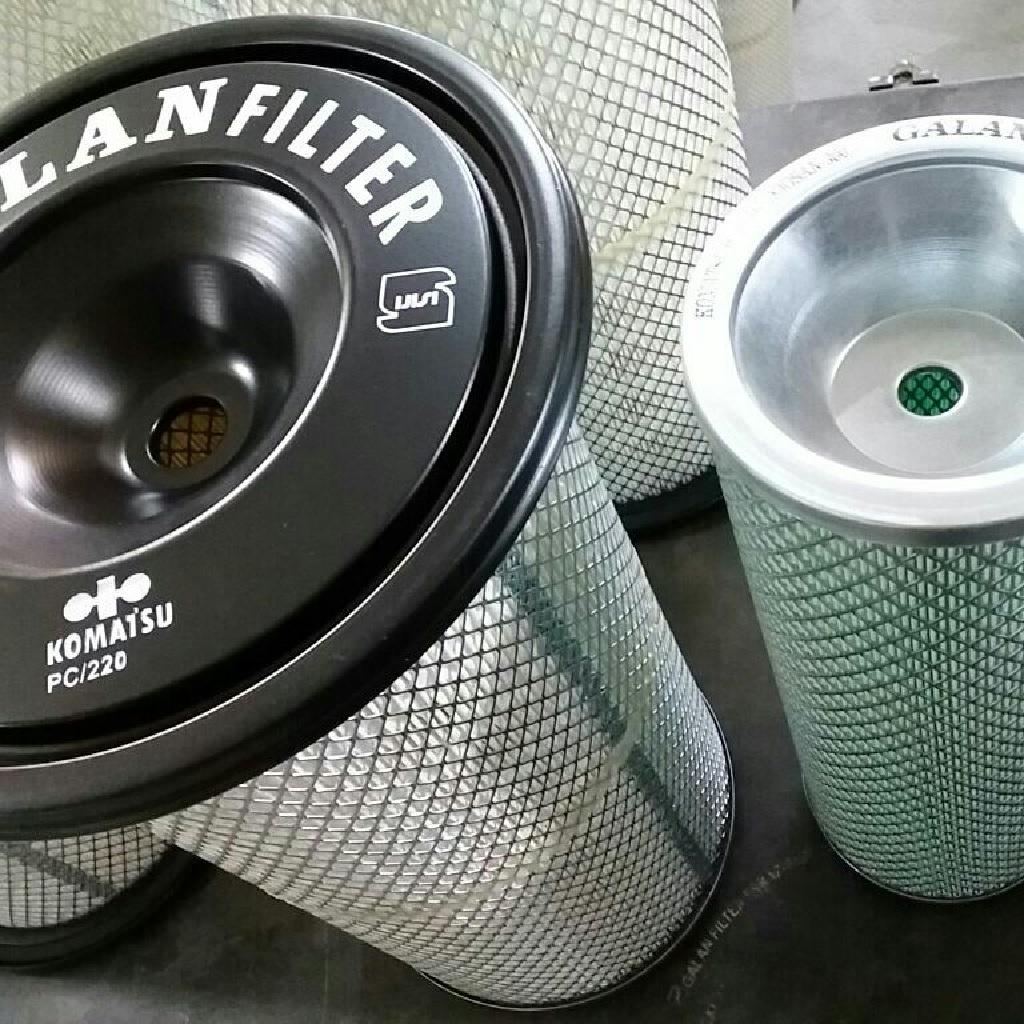 فیلتر ماشین آلات راه سازی