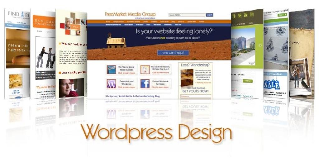 مزایا طراحی سایت با وردپرس