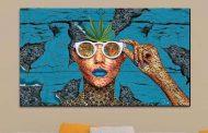 تابلو دیواری سرامیک