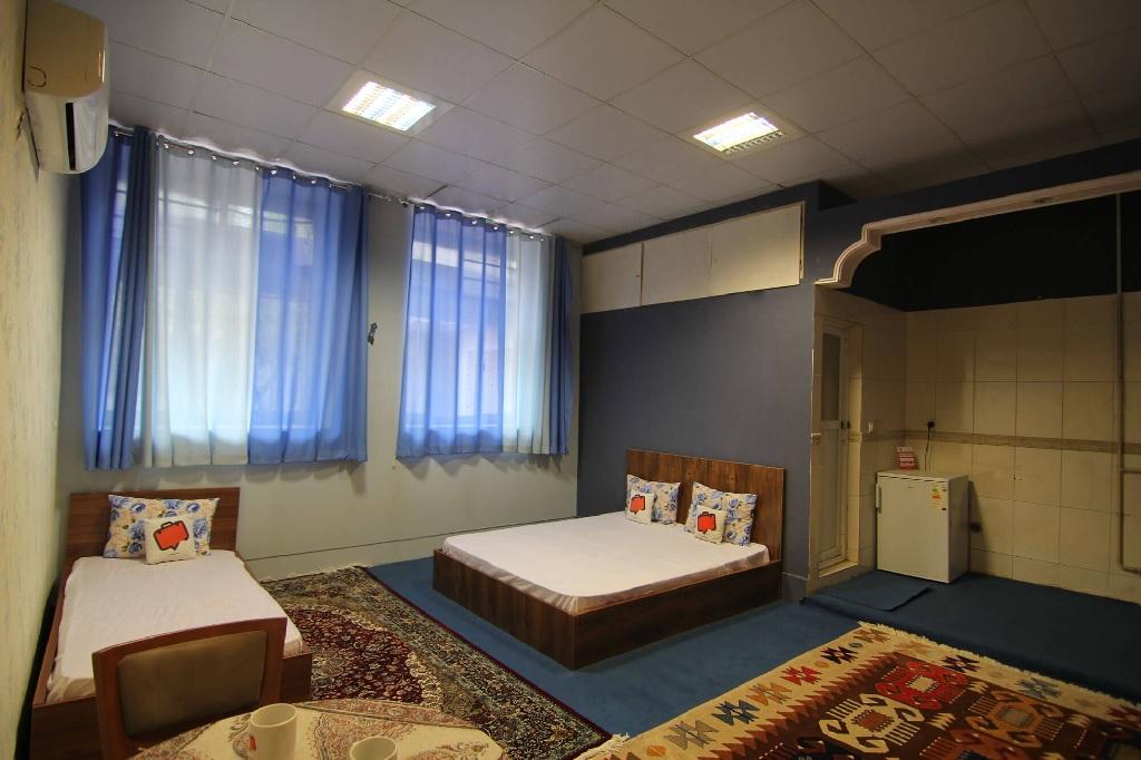 هتل ارزان در تهرانپارس