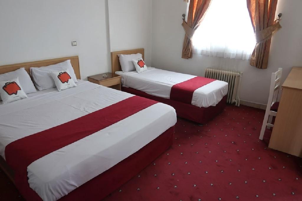 هتل ارزان در تهران شهر