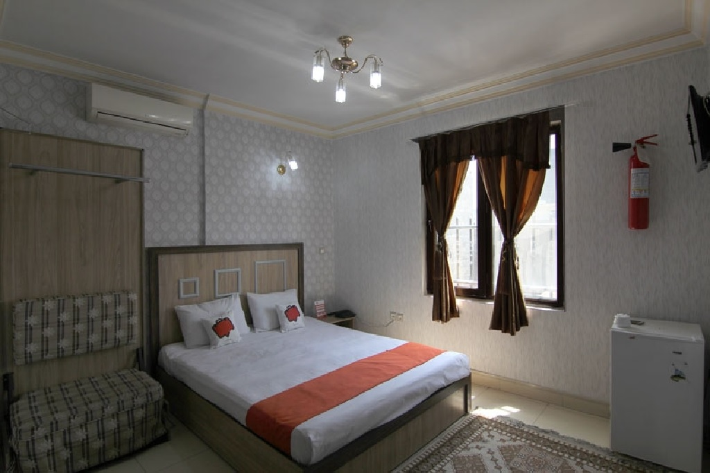 هتل ارزان در مشهد مقدس